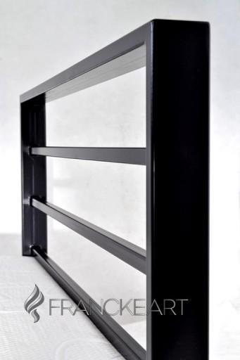 Łóżko metalowe PROFI 120x200 Producent