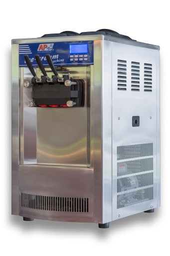 Maszyna Do Lodow Wloskich Ap Ice Cream 3210 7653908003 Allegro Pl