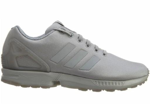 buy good best shoes retail prices Buty Adidas ZX FLUX ORIGINALS AQ3099 szare 47 1/3