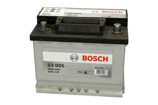 Akumulator Bosch Audi A3 8l1 7440405676 Allegropl
