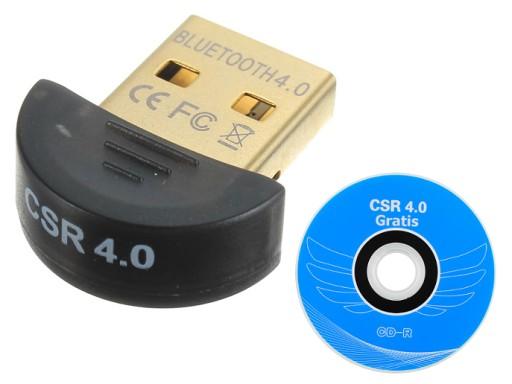 ADAPTER BLUETOOTH USB 4.0 CLASS II HIGH z PL PIN