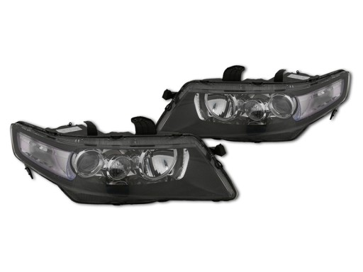 Reflektor Lampa Honda Accord Cl Vii Lift Kpl