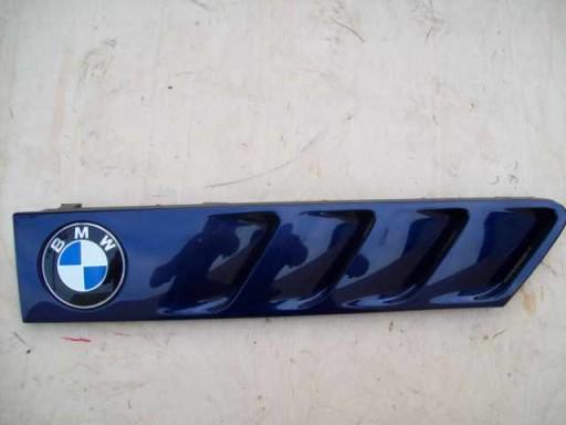 BMW Z3 E37 ZRAK MASKA HAUBE BOČNI DESNA STRANA