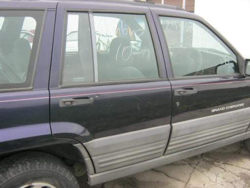Jeep Grand Cherokee ZJ 93-98 drzwi prawe tylne