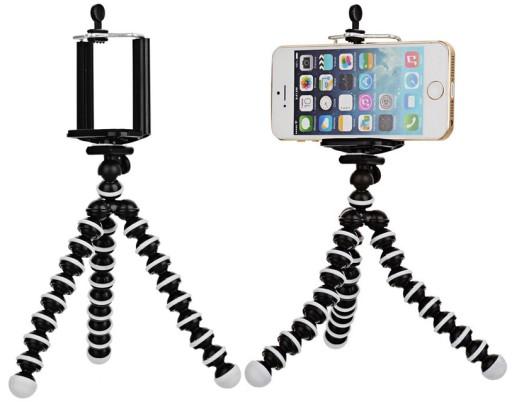 Mini Statyw Gorilla Uchwyt Na Telefon Smartfon 4912784386 Sklep Internetowy Agd Rtv Telefony Laptopy Allegro Pl