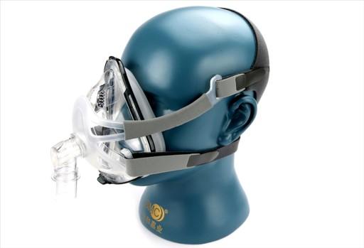 Maska tawrzowa CPAP F1A rozmiar M