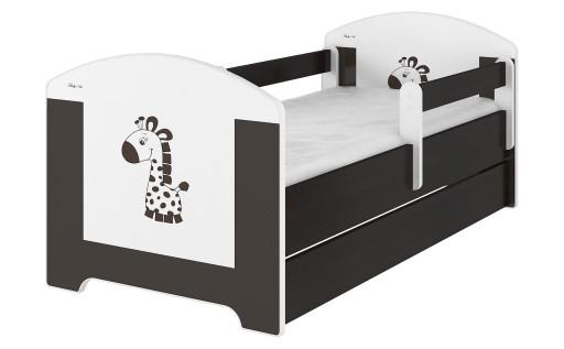 łóżko Dziecięce Oskar Dla Dzieci Baby Boo 140x70