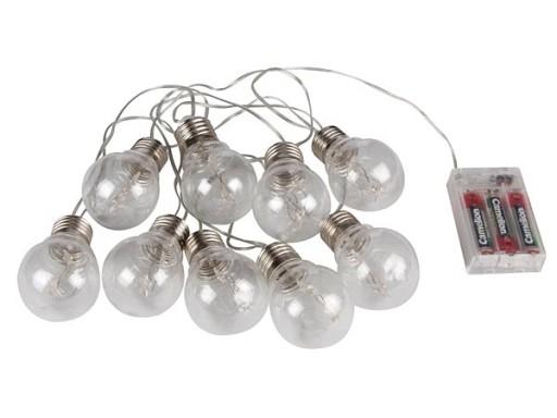 Lampki Dekoracyjne Girlanda żarówki Led Gwiazdki