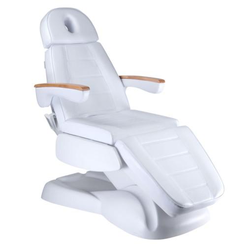 Elektryczny Fotel Kosmetyczny Lux Bw 273b Biały