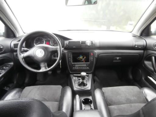 VW passat TDI 4motion 6biegow przekladka pedaly