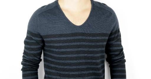 4e98a4c4baf1e GUESS sweter sweterek męski SIZE M 6679125433 - Allegro.pl