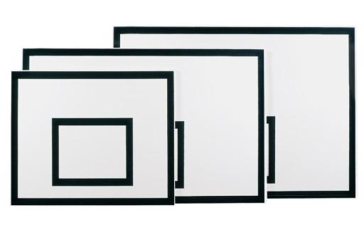 Tablica do koszykówki laminowana