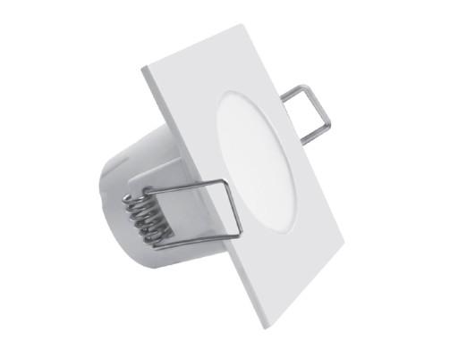 lampy hermetyczne do łazienki