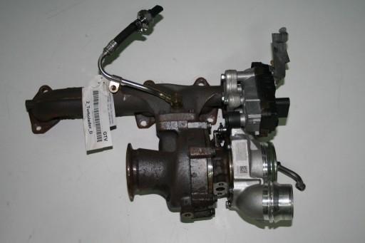 bdb turbina BMW X3 2.0d F25 moc 184KM GWAR. 48tyś