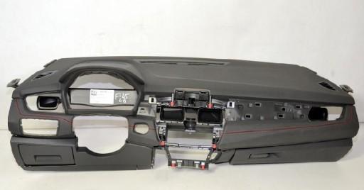 BMW 2 F45 F46 konsola deska kokpit