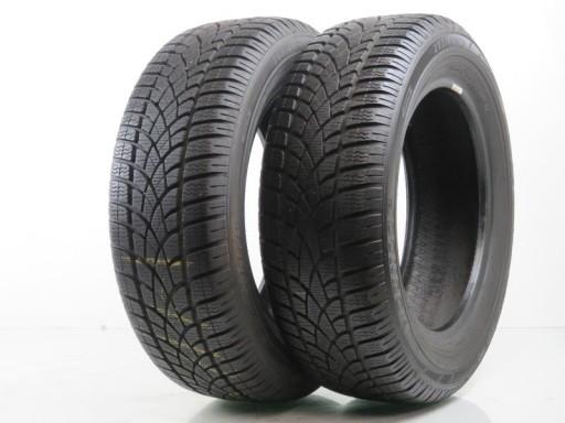 2x 205/60R16 PADANGOS ZIEMINES Dunlop SP WinterSport 3D