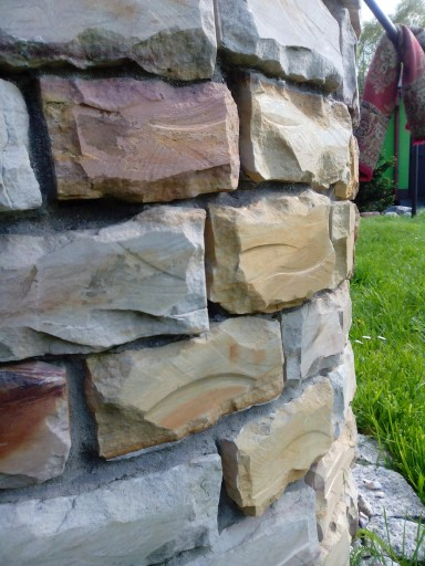 Inteligentny Kamień Piaskowy Piaskowiec Naturalny Ozdobny 6814189157 - Allegro.pl TB53