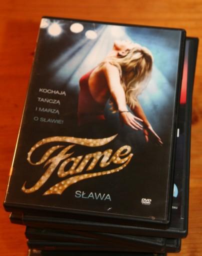 FAME SŁAWA  DVD