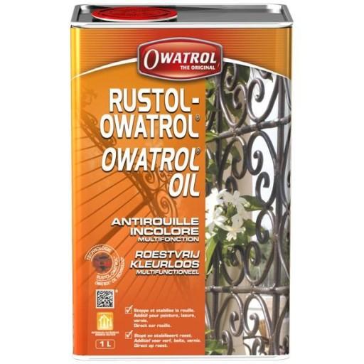 OWATROL OIL - INHIBITOR RDZY 1L FARBA NA RDZĘ