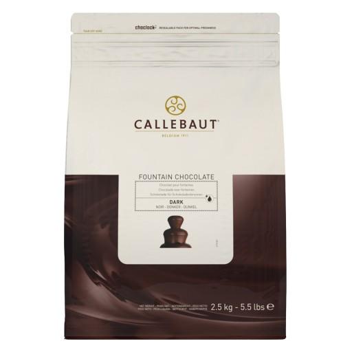 Czekolada DESEROWA Callebaut do fontann 2,5kg