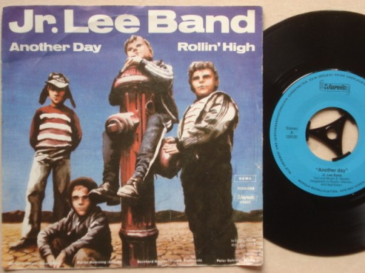 JR. LEE BAND - ANOTHER DAY - ROLLIN' HIGH