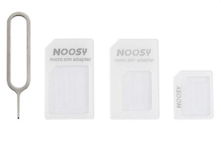Adapter Nano Micro Do Kart Sim Do Iphone Samsung 5238760764 Sklep Internetowy Agd Rtv Telefony Laptopy Allegro Pl