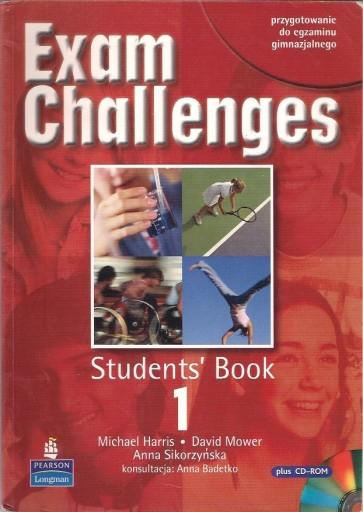 EXAM CHALLENGES 1 / J. ANGIELSKI / PODRĘCZNIK