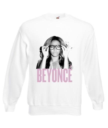 OVERSIZE bluza Beyonce Knowles WZORY PREZENT