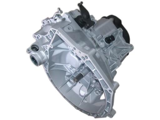 коробка передач Citroen C-Elysee 1.2 VTI 20CR04