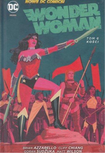 Wonder Woman 6 Kości - Brian Azzarello