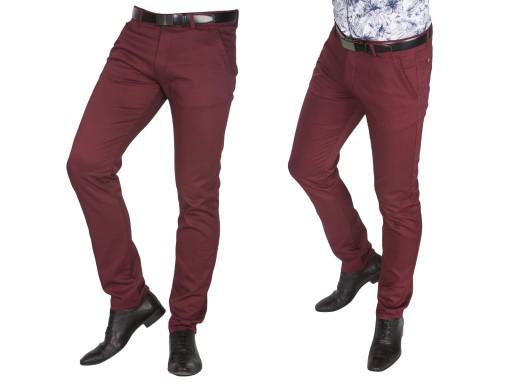 Spodnie wizytowe 1938 fashionmen2 rozm. 34 7625220278 Odzież Męska Spodnie CJ TPOQCJ-6