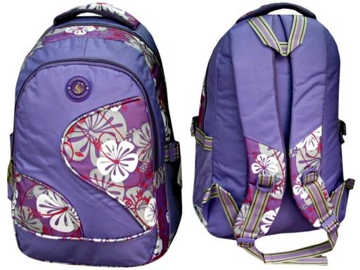 b8e317510bdec Damski plecak turystyczny szkolny plecaki JUSTGLAD 5358671712 - Allegro.pl