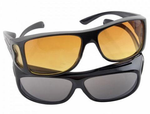 Okulary dla kierowców HD VISION - 2 PARY OKULARÓW