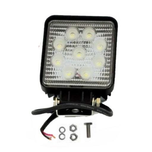 THE LAMP 9 LED HALOGEN ACTING 27W 12V 24V SPOTLIGHT!