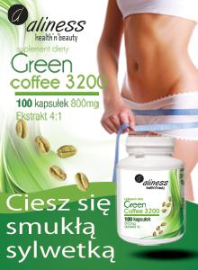 Green Coffee Cga800 Aliness Zielona Kawa Ekstrakt 6812933588 Allegro Pl