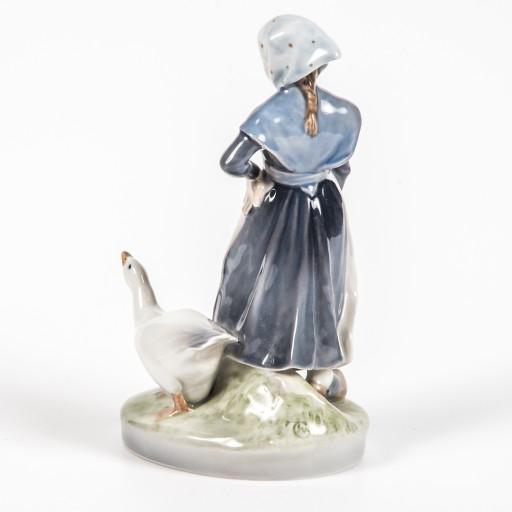 Figurka Gesiarki- Royal Copenhagen 18cm