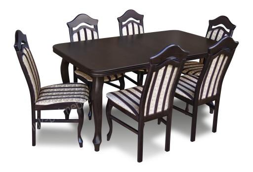 Stół + 6 Krzeseł Prosto Od Producenta! SUPER CENA! Dostawa