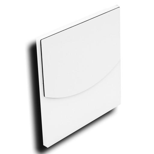 Oświetlenie Schodowe Oprawa Schodowa Led Biała Q3