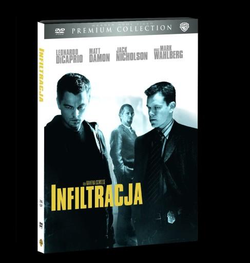 INFILTRACJA PREMIUM COLLECTION (2 DVD) PL