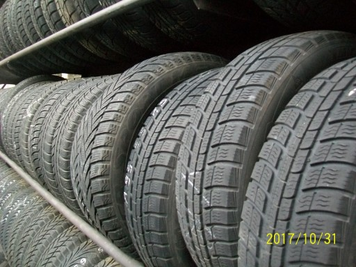 WINTER TIRES 195/65/15 USED MIX LT LT