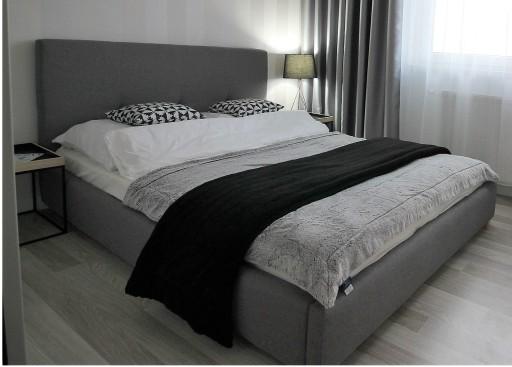 łóżko Tapicerowane Montana 140x200 Sypialnia 6298575332 Allegropl