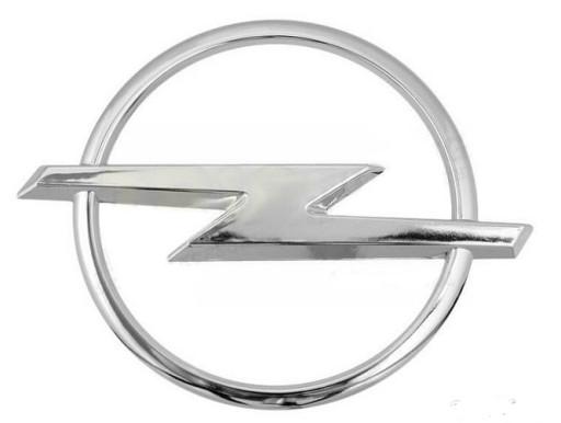Emblemat - OPEL ASTRA II 2 G VECTRA B PRZÓD 97mm 1