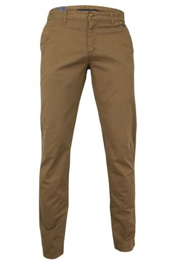 add7b0354b878 Bawełniane spodnie typu chinos -RIGON- 30/34 7771258912 - Allegro.pl