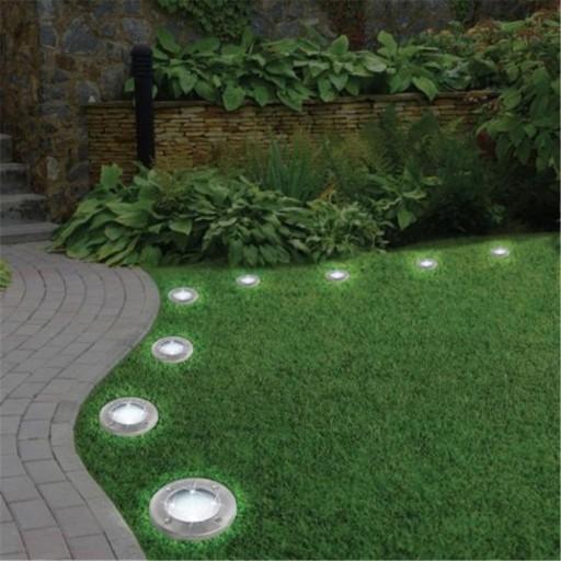 lampy ogrodowe gruntowe solarne