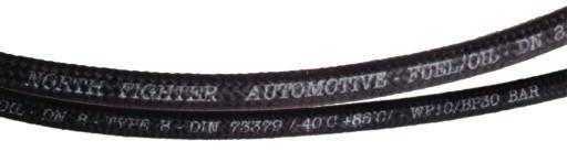 KURO VAMZDIS (ZARNA) w PYNIMAS tekstylnym 5mm