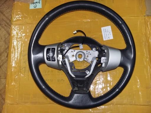 Kierownica skórzana japan Toyota Yaris II 06-11