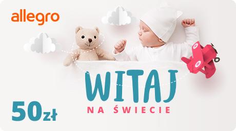 Karta Podarunkowa Narodziny Dziecka - 50 zł