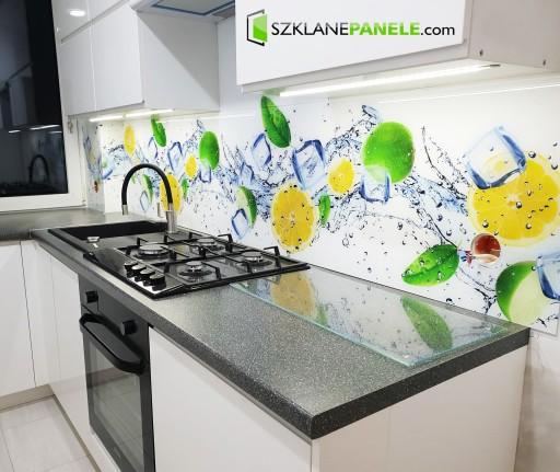 Szkło Szyba Do Kuchni Szklane Panele Kuchenne