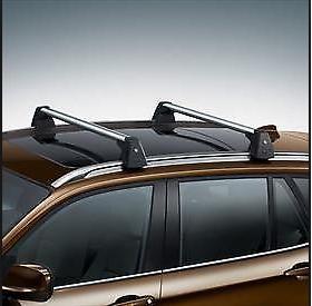 Poprzeczki STOGU BMW X5 F15 NAUJI ORIGINALUS BMW