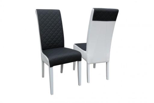 Białe Nowoczesne Krzesło Jar 5 Stoły Krzesła 5675526823 Allegropl